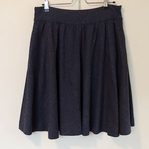 Banana Republic high rise circle skirt